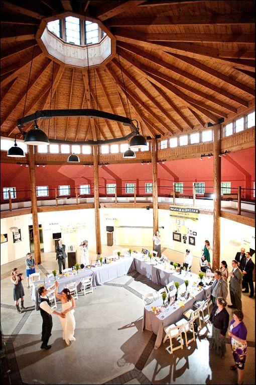Inside Art Gallery At Peninsula School Of