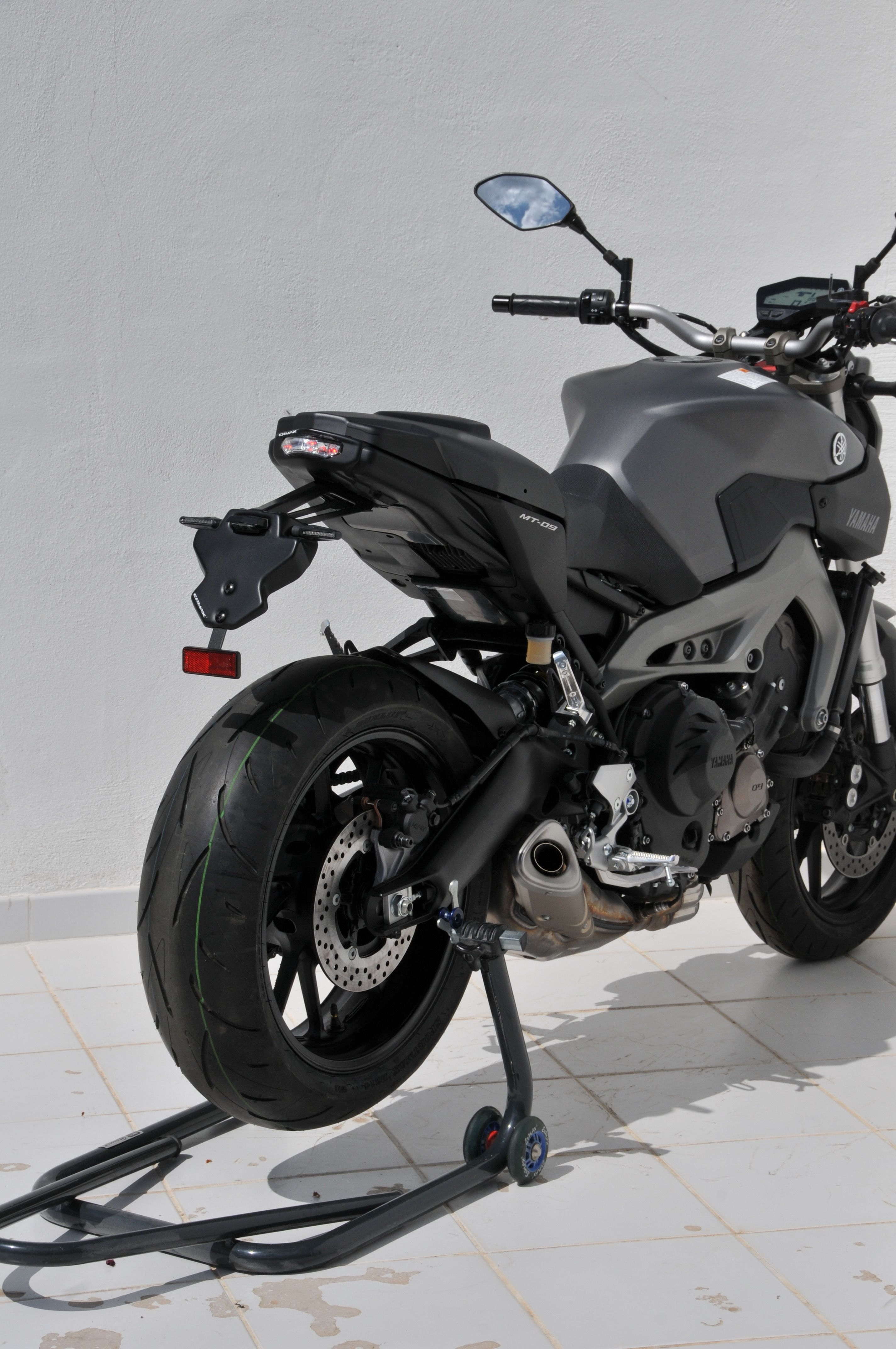 Find this pin and more on yamaha mt09 fz9 tracer 2015 2017 by ermax design
