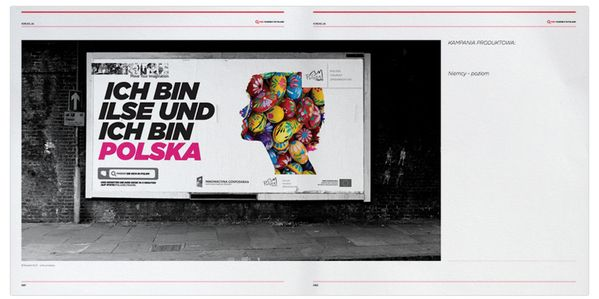 FIND YOURSELF IN POLAND on Behance