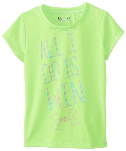 Under Armour Girls 2-6X All I Do Is W... for only $14.42 ...