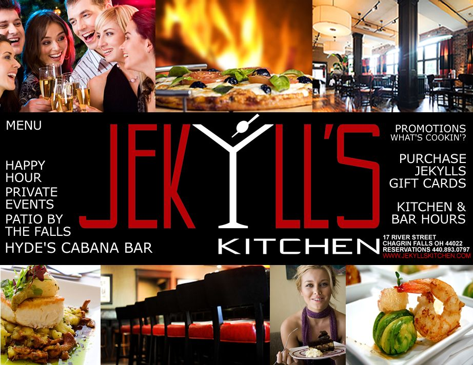 Jekylls Kitchen Overlooking Chagrin Falls