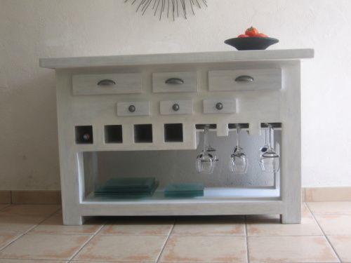 table console de cuisine terminée ! | carton | pinterest | tables