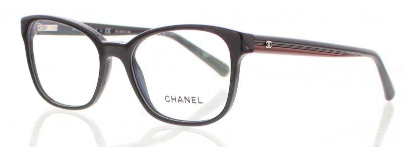 Lunette de vue CHANEL CH3313 1248 femme - prix 249€ - KelOptic ... a7c8535a3ffa