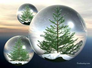 Fond d'écran de Trois Boules de Cristal | Boule de cristal, Fond
