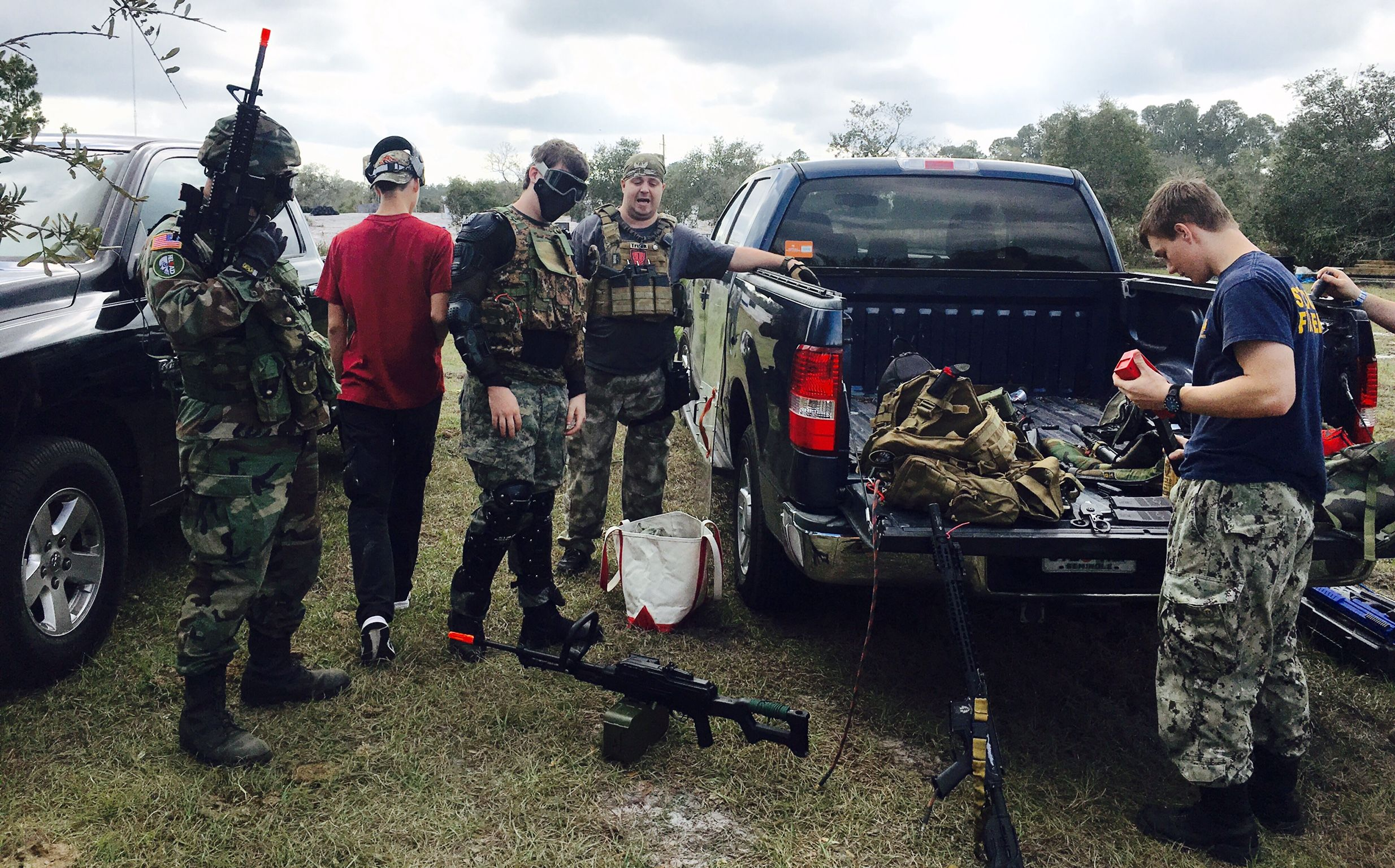 Airsoft, Archery, Agritourism & Fishing in Central Florida