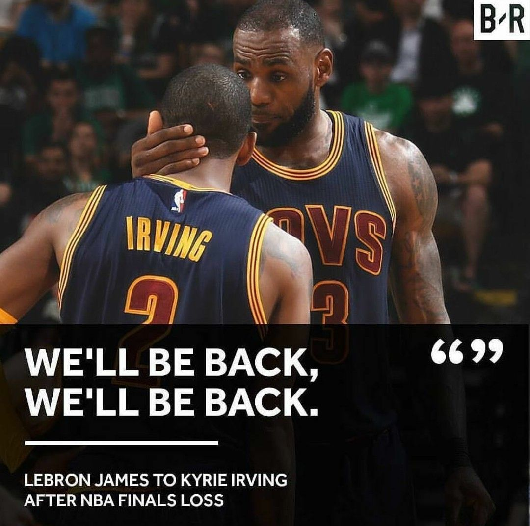 Fancy Meeting You Here Golden State And Cleveland Renew Their Vows In The Nba Finals Basketball Quotes Funny Nba Nba Finals