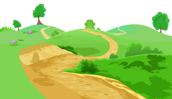 Grass and pathway transparent png clip art image fantasy Pathway images