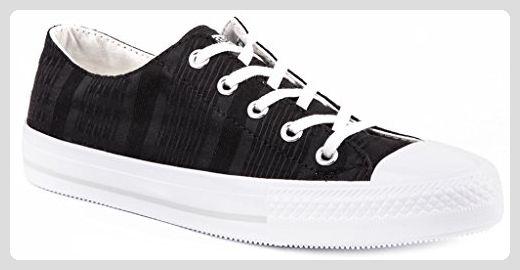 Converse Chuck Taylor All Star Ox M Noir Herren Sneaker