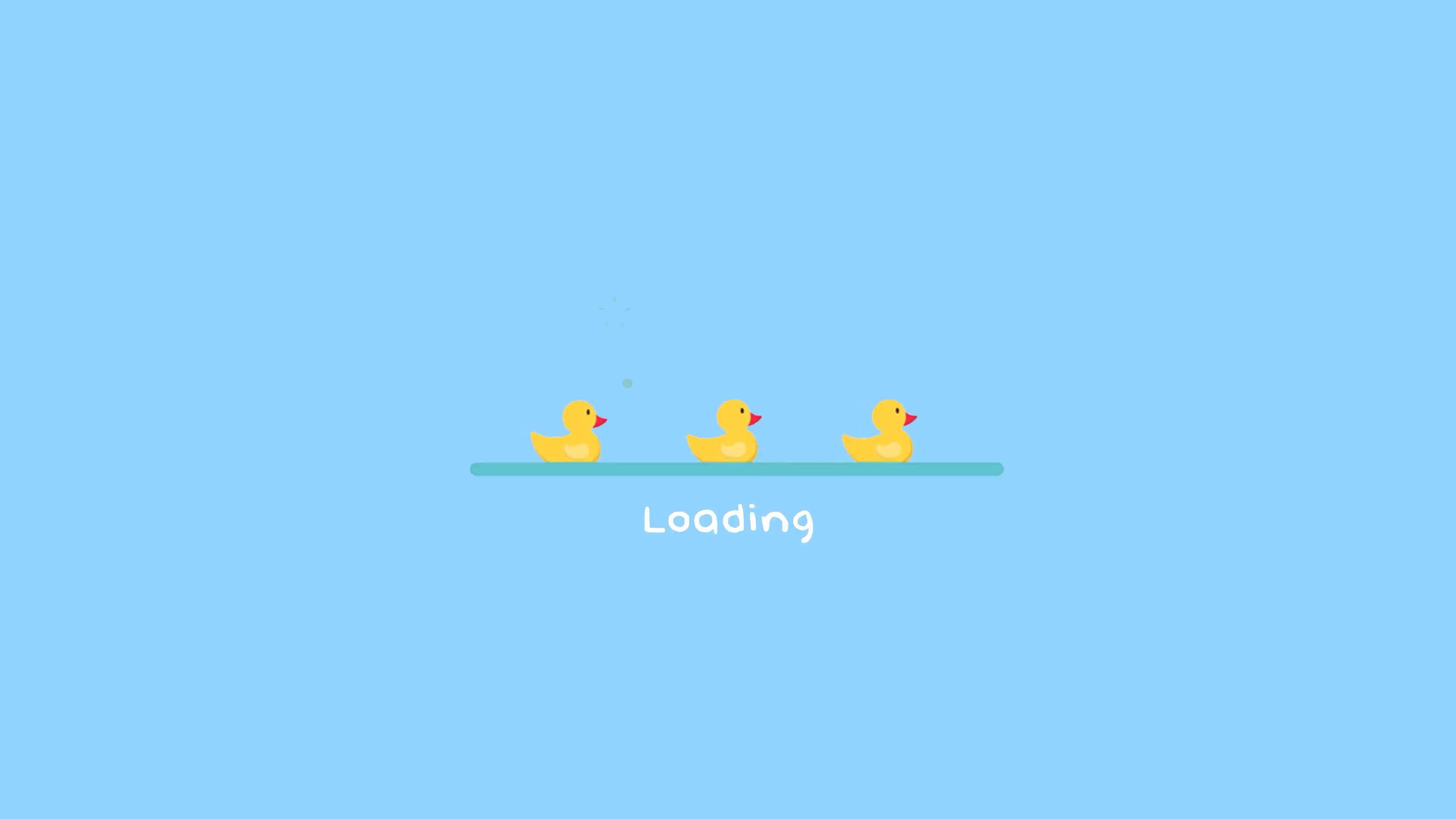 #3 cute Loading Screen