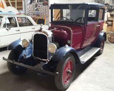 Citroën - B-14 Sedan - 1928