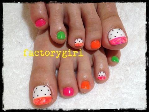 Cute Toe Nails Design Nails Pinterest Discover More Ideas
