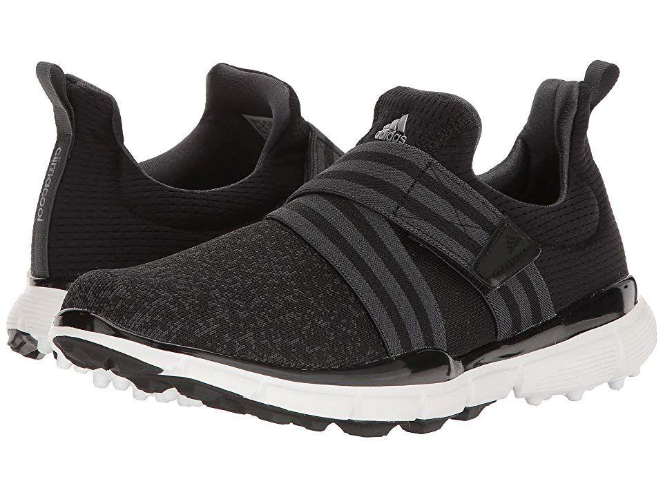 adidas Golf Climacool Knit Women's Golf Shoes Core Black/Dark Grey ...