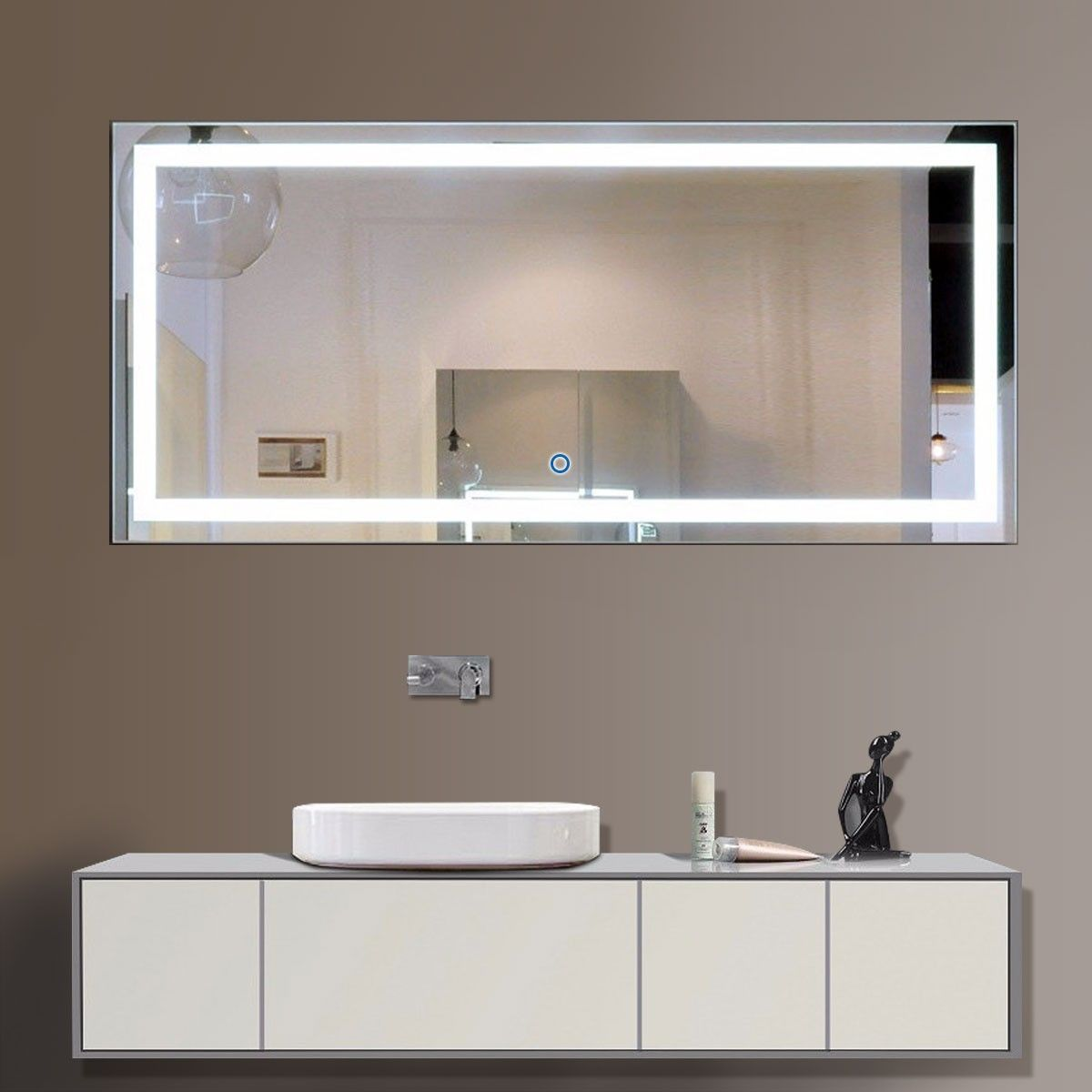 Best Of Small Bathroom Wall Mirror