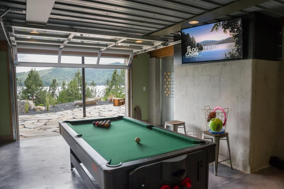 Game Room Pictures From Diy Network Blog Cabin 2015