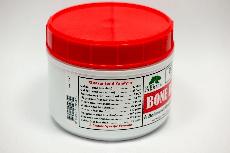 Bone builder supplement vitamins and minerals daily