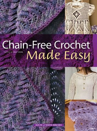 Chain-Free Crochet Made Easy