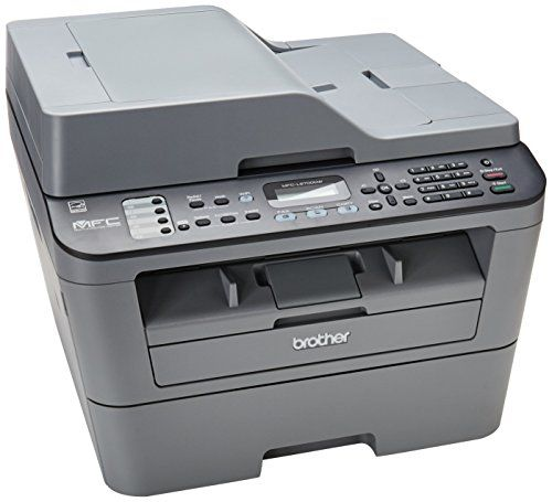 Brother Mfcl2700dw Compact Laser All In One Printer With Wireless Networking And Duplex Printing Wireless Networking Printer Wireless