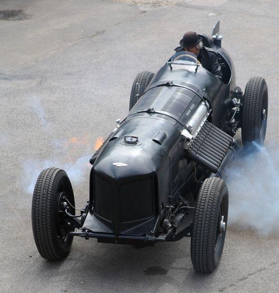 42 Liter Packard Bentley | high speed, low drag | Bentley