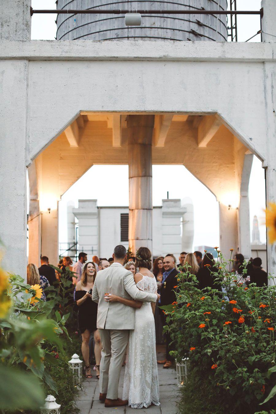 Brooklyn Grange Wedding Yard wedding, Wedding, Wedding