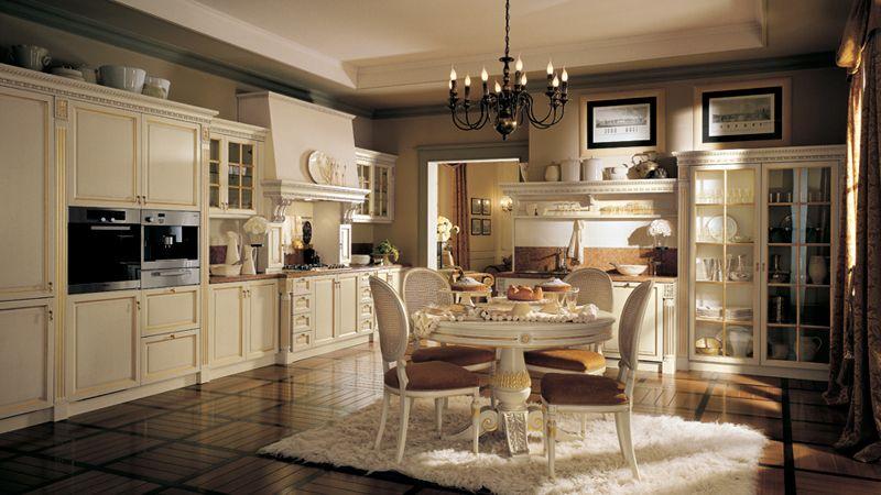 Luxury kitchen - Martini Mobili Country Cottage Pinterest - kuchen mortini mobili klassisch luxurios