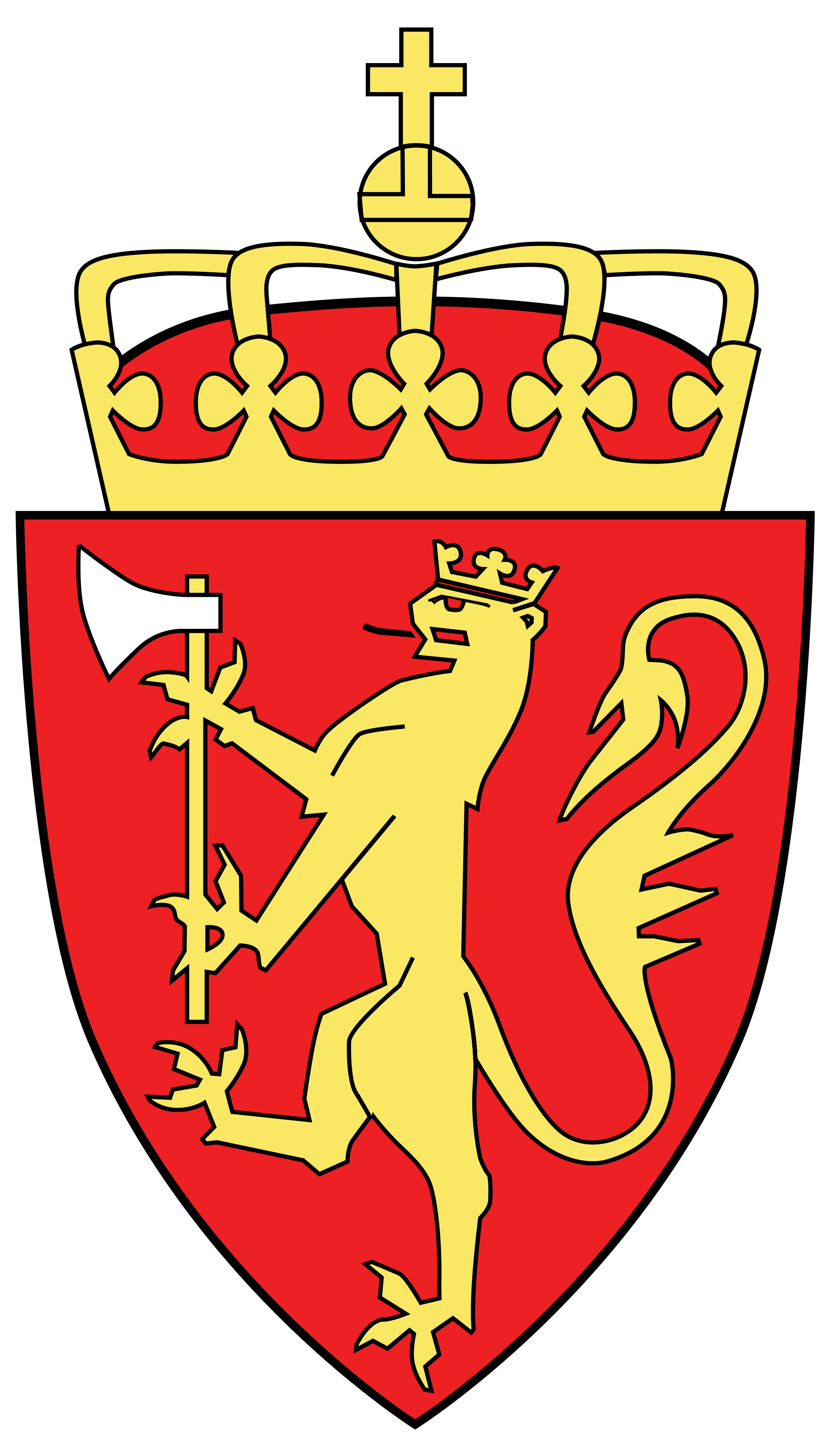 Kingdom Of Norway Sok Pa Google Norway Coat Of Arms Arms