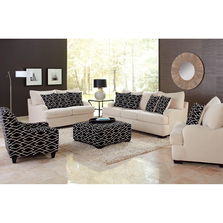 diamondback upholstery sofa  value city furniture