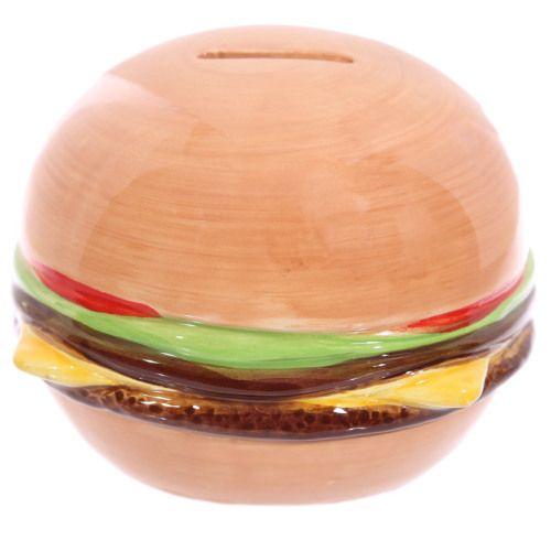 Burger - Money Box
