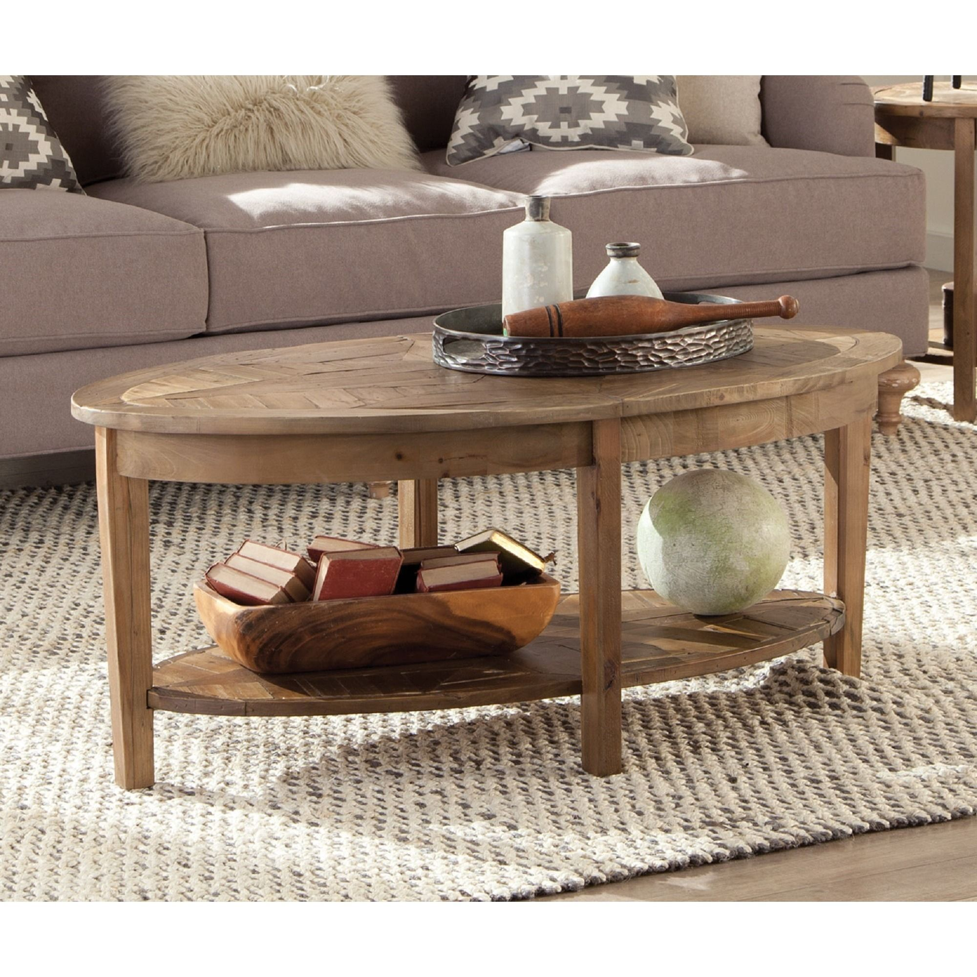 Overstock Com Online Shopping Bedding Furniture Electronics Jewelry Clothing More Oval Coffee Tables Oval Wood Coffee Table Coffee Table With Storage [ 2000 x 2000 Pixel ]