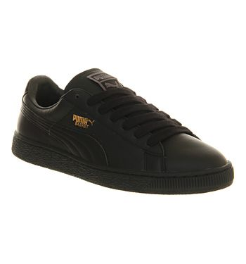 online retailer 1c921 9715c Puma Basket Leather | Shoes in 2019 | Puma basket classic ...