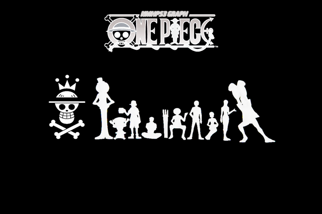One Piece Wallpaper Black And White By Nmhps3 On Deviantart Black And White One Piece One Piece Wallpaper Iphone White One Piece