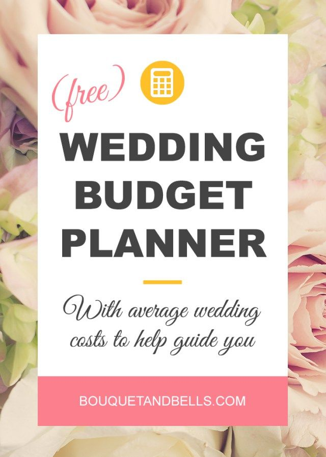Wedding Budget Planner (FREE downloadable spreadsheet!) www - Download Budget Spreadsheet
