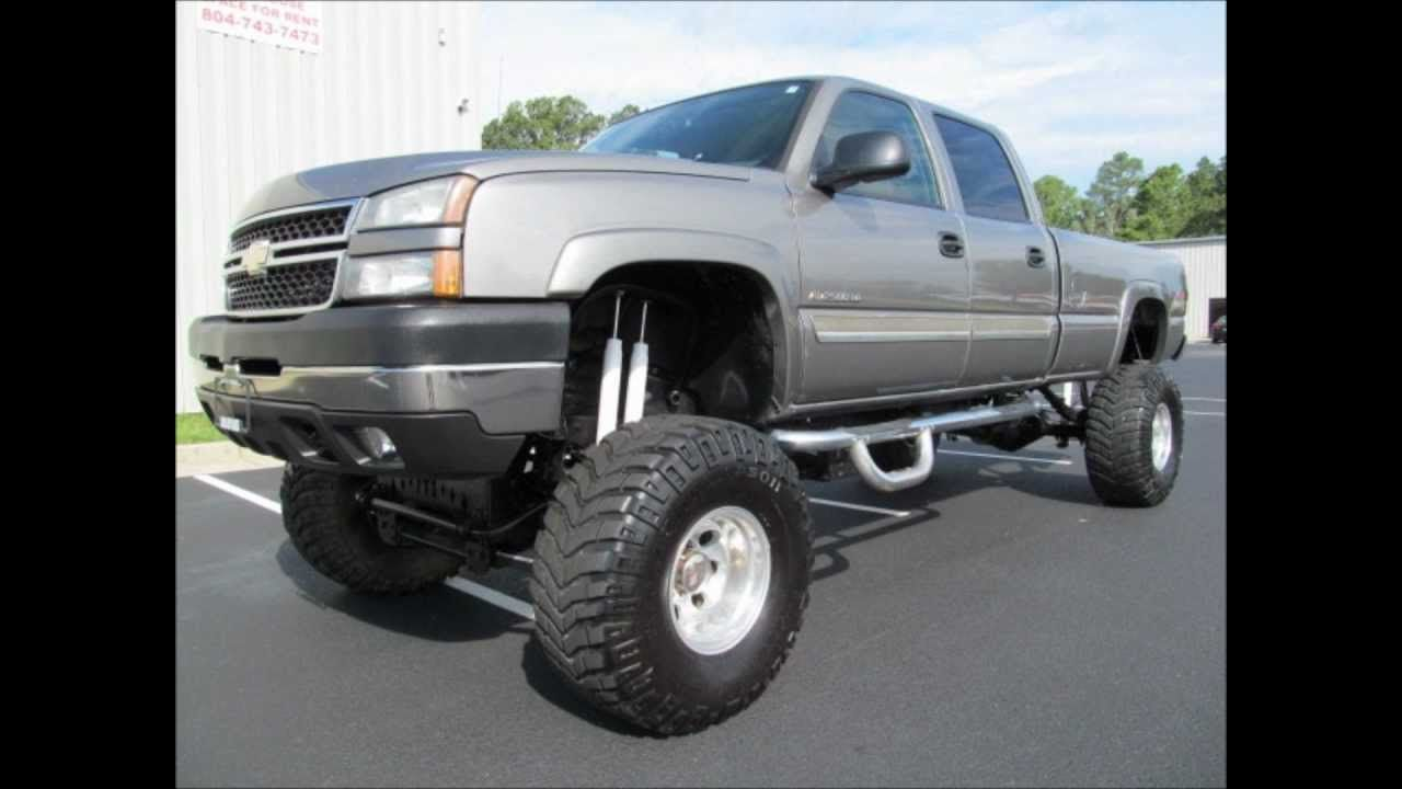 Truck chevy 2500hd trucks : 2006 Chevy Silverado 2500HD Lifted Truck For Sale http://www ...