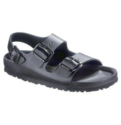 81739b26404c1 Birkenstock Milano Special Edition Unisex Leather Sandals Birkenstock.  $169.00