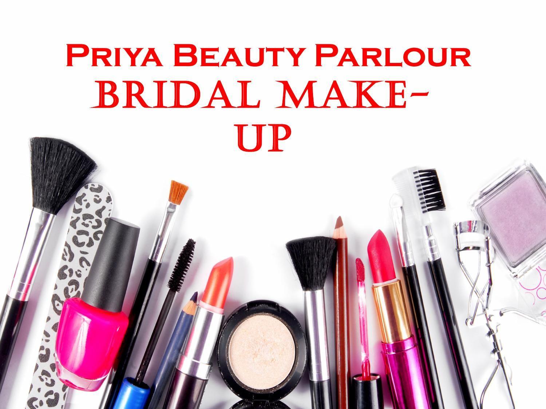 Priya Beauty Parlour Bridal Make Up Best makeup