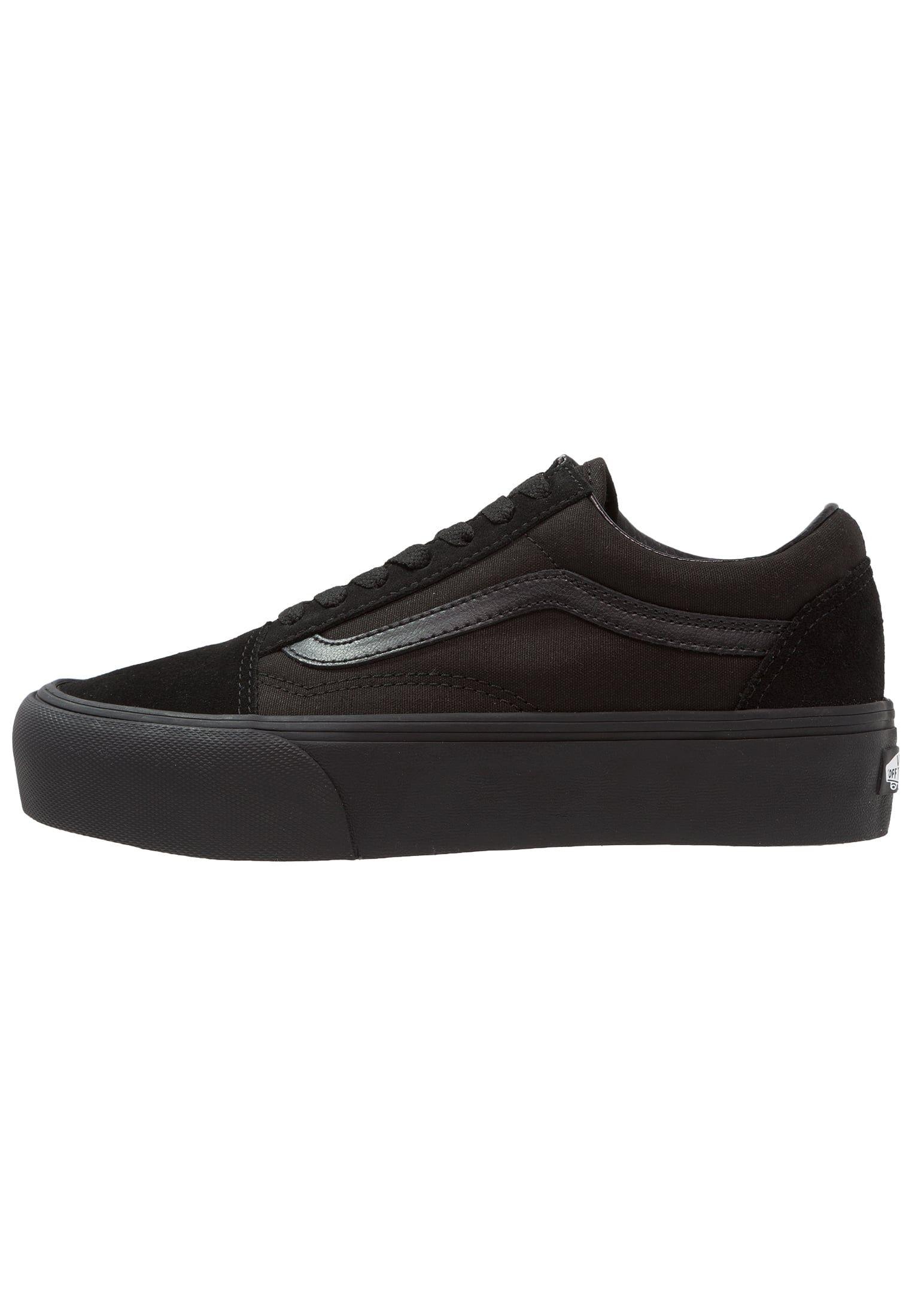 UA OLD SKOOL PLATFORM Sneaker low black @