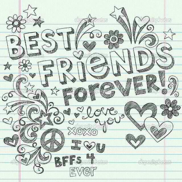 Mejores amigas por siempre | BF | Pinterest | Mejores amigas por ...