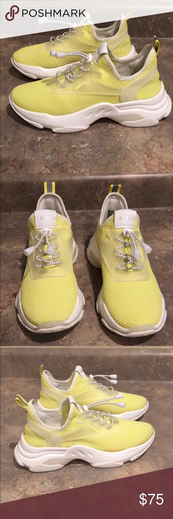 9ce8d45d5fe NEW) Steve Madden NY90 Sneakers Size: 9.5 (NEW) Steve Madden NY90 ...