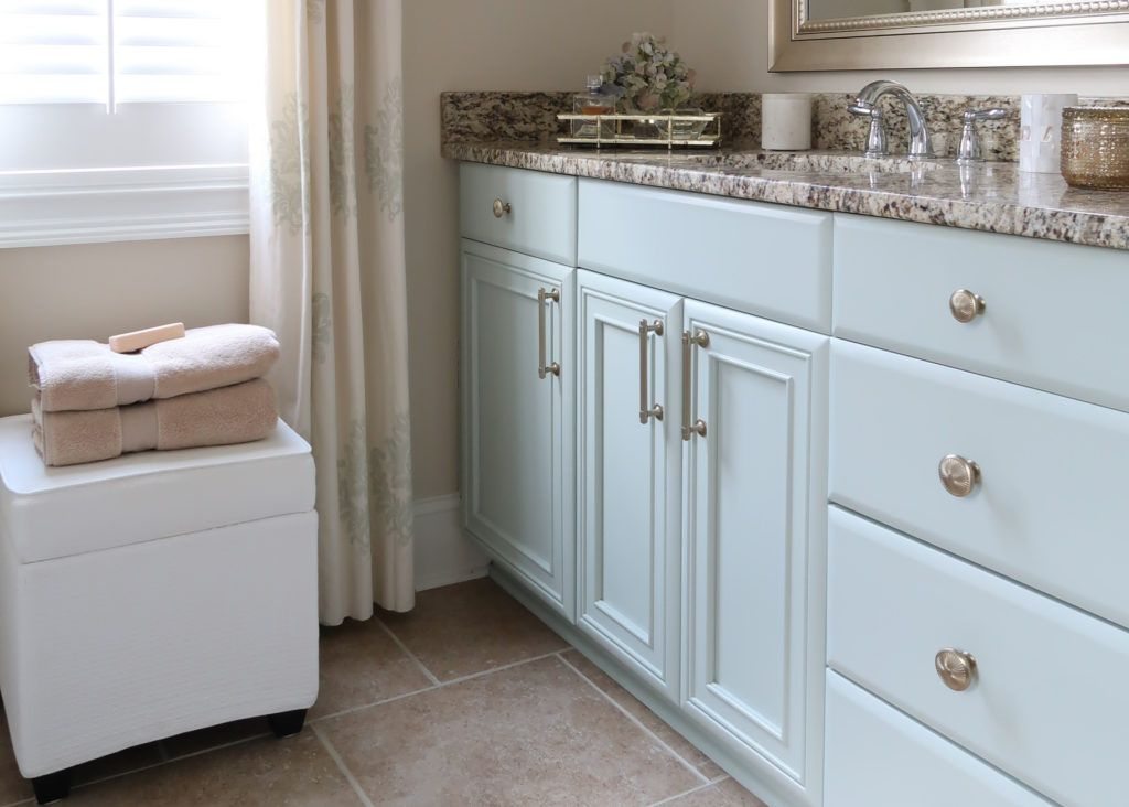 How-to Paint Cabinets and Get a Smooth Finish | Painting ...
