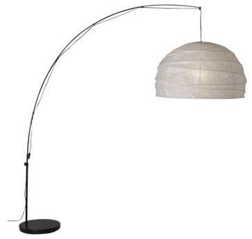 REGOLIT Floor lamp, bow modern