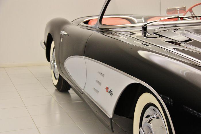 Chevrolet - Corvette C1 - 1958