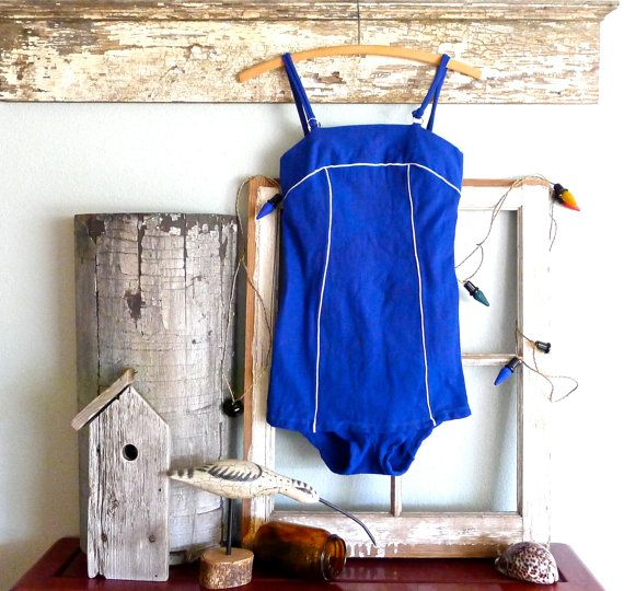 vintage one piece, cute...