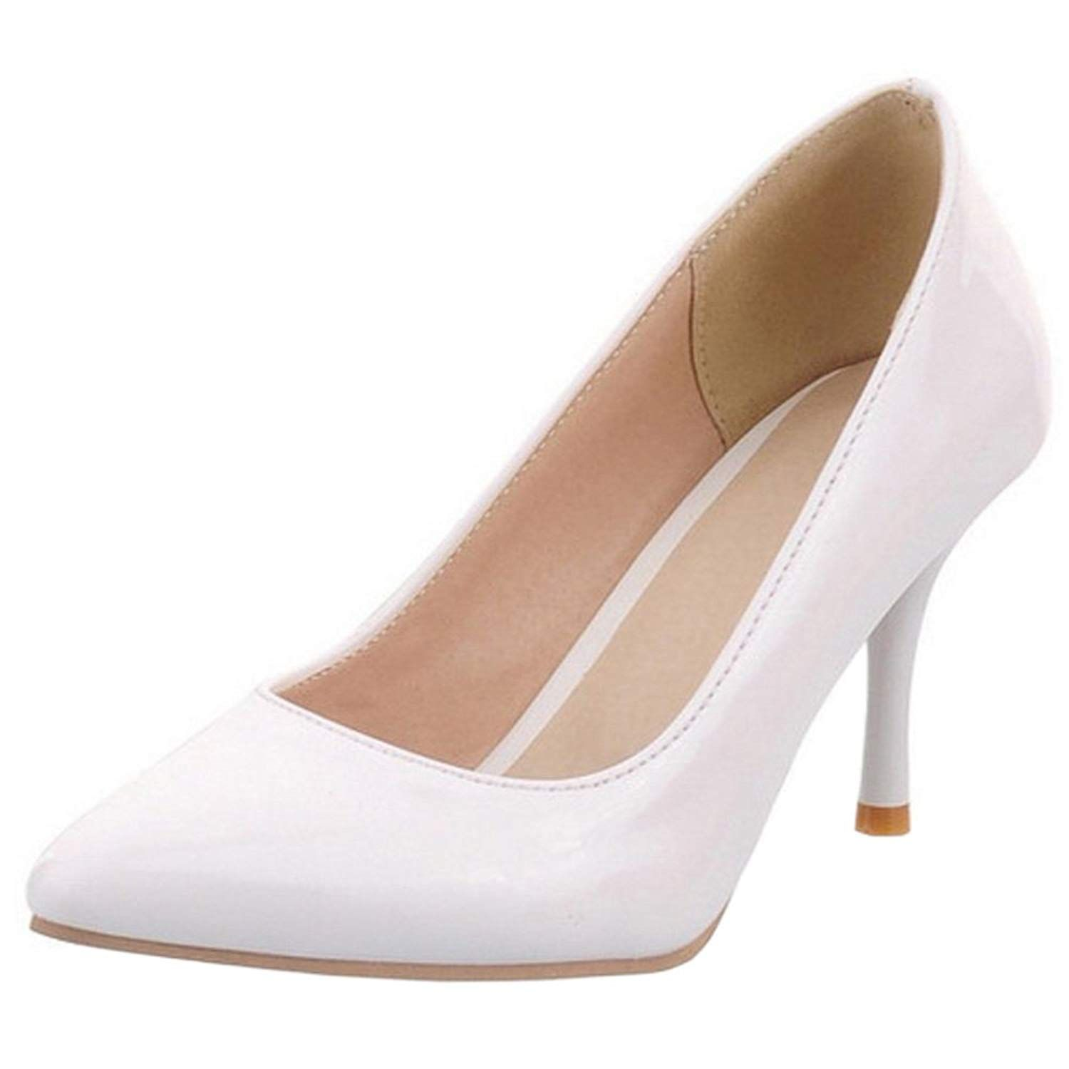 5f7ffcf7e5b1b TAOFFEN Women Classic Kitten Heels Pumps Basic Office Dress Shoes Size  US1-16. Item Specifics. Women's Shoes,Pumps. #shoes #pumps #fashion #style  #stylish # ...