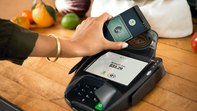 Google shows the U.K. some Android Pay love with American