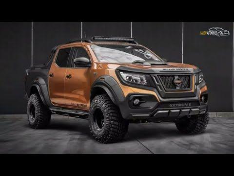 Nissan Navara 'NAVY EXTREME' By Pickup Design  YouTube is part of Nissan trucks -