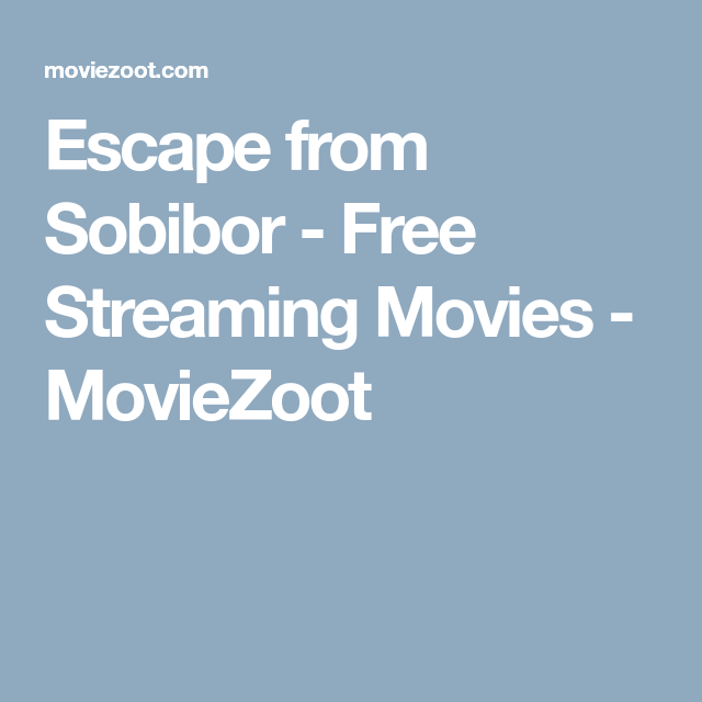 Watch Sobibor Full-Movie Streaming