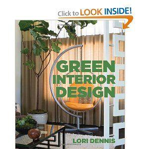 green interior design book by leed certified interior designer