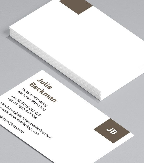 Browse Business Card Design Templates MOO United Kingdom - Business card template uk