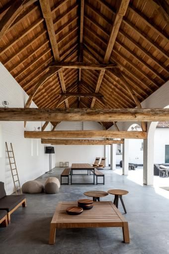 U0027t Huis Van Oordeghem, Outdoor Designers, Belgium