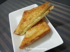 Nothing beats a hearty, gooey and crunchy AirGrilled Cheese Sandwich. All you need is bread, butter and some cheese of your choice....voila...