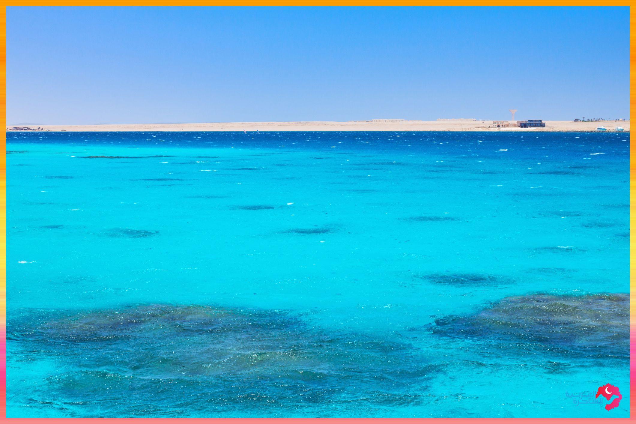 Red Sea Egypt البحر الأحمر مصر Www Batuta Com Travel List Egypt Travel